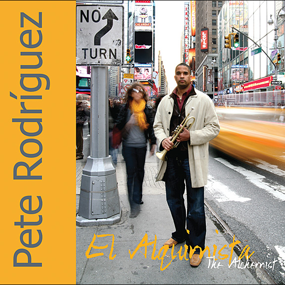 The Alchemist - Pete Rodríguez 2008 Album