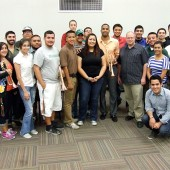 Masterclass at The University of Texas-Pan American