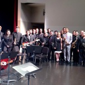 Guest Artist With Jazz Band At Texas State University, San Marcos