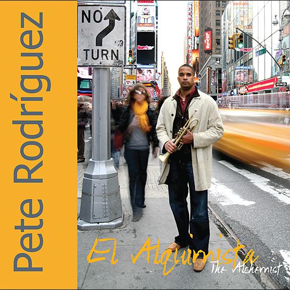 The Alchemist - Pete Rodríguez 2008 Album